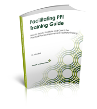 Facilitating PPI Training Guide by Dr Mike Bell